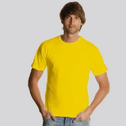 CAMISETA ADULTO COLOR -KEYA- MC130