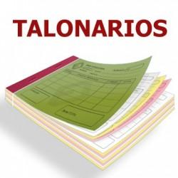 Talonarios Autocopiativos Duplicado